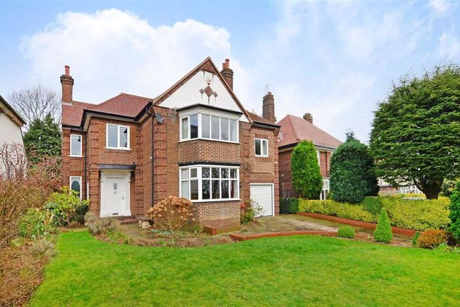 Thumbnail Detached house for sale in Fulwood Road, Sheffield, Yorkshire