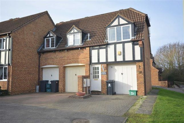 Thumbnail Flat to rent in Dunlin Close, Quedgeley, Gloucester