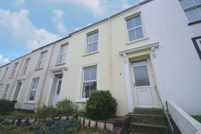Thumbnail Terraced house to rent in Budock Terrace, Falmouth