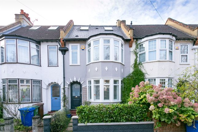 Thumbnail Terraced house for sale in Frankfurt Road, London
