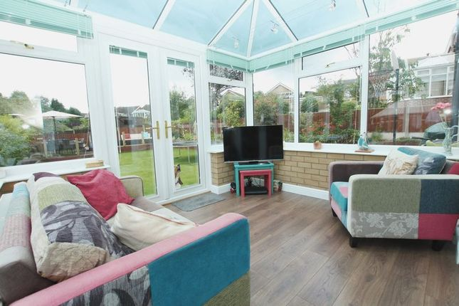 Conservatory of Mow Lane, Gillow Heath, Biddulph ST8