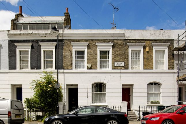Thumbnail Terraced house to rent in Cruden Street, London