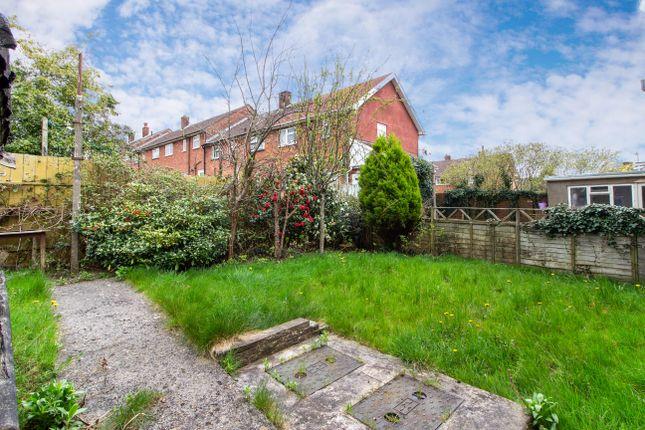 Garden of Morris Avenue, Llanishen, Cardiff CF14