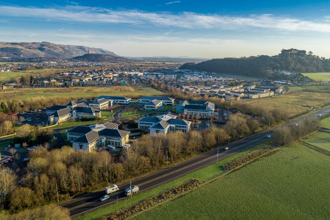 Office to let in The Castle Business Park, Stirling