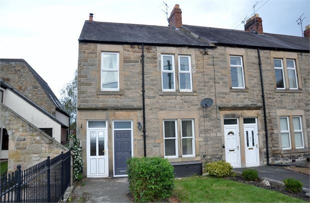 Thumbnail Flat for sale in St Wilfreds Road, Corbridge