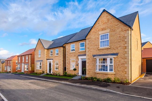 """Detached house for sale in """"Holden"""" at Popes Piece, Burford Road, Witney"""