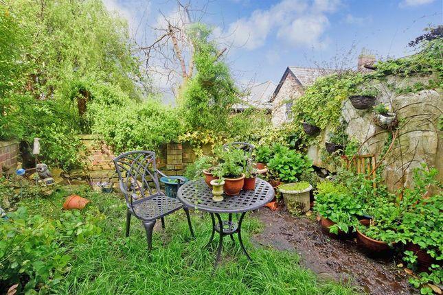 Rear Garden of Lancaster Street, Lewes, East Sussex BN7