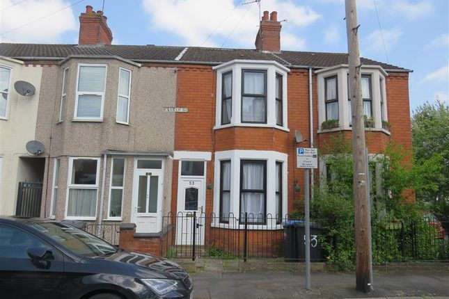 Thumbnail Property to rent in Graham Road, Rugby