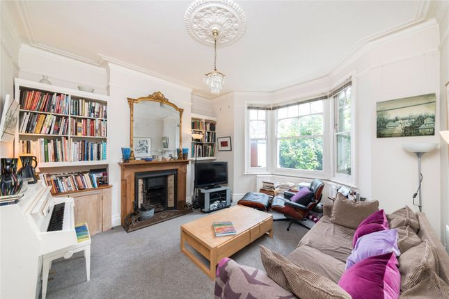 Thumbnail Terraced house for sale in Rusthall Avenue, Chiswick, London