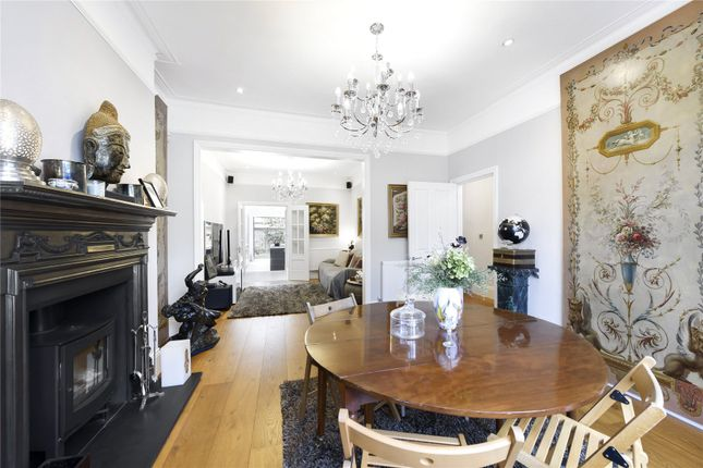 Dining Room of Rusthall Avenue, London W4