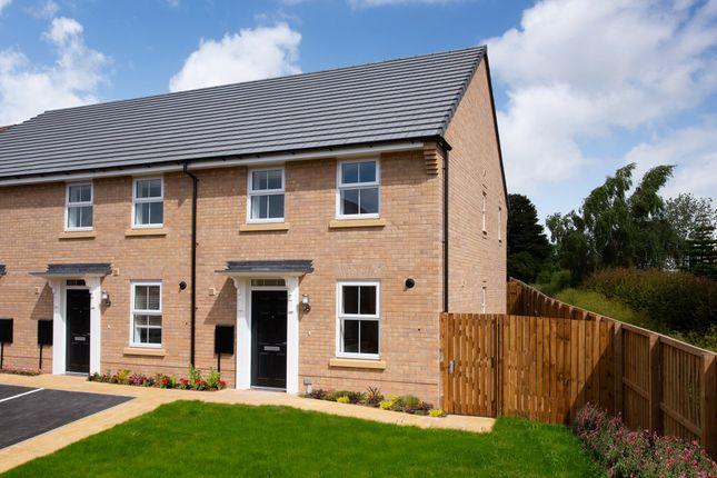 "Thumbnail End terrace house for sale in ""Ashurst"" at Hurst Lane, Auckley, Doncaster"