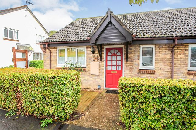Terraced bungalow for sale in Cobden Avenue, Peterborough