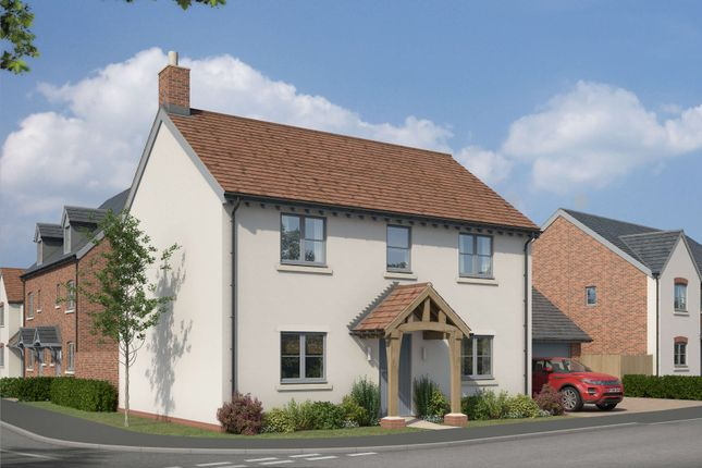 Thumbnail Detached house for sale in Gadbridge Road, Weobley