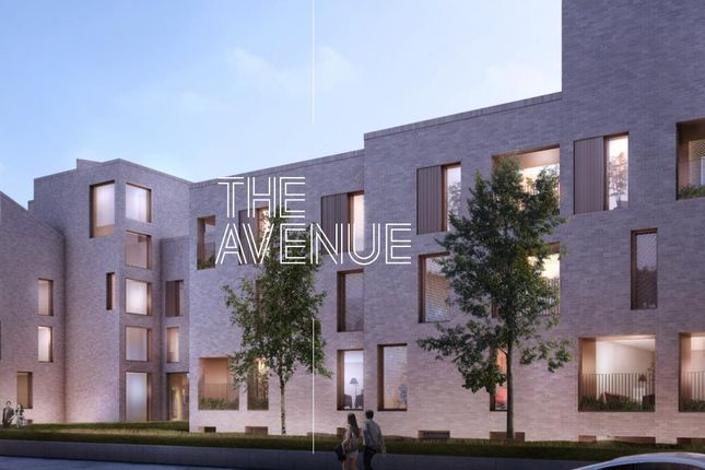 Thumbnail Flat for sale in The Avenue, Brondesbury Park, London