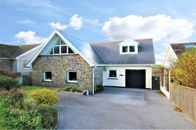 Thumbnail Detached house for sale in The Beacon, Rosemarket