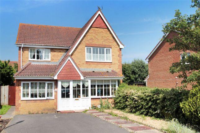 Thumbnail Detached house for sale in Kingfisher Drive, Wick, Littlehampton