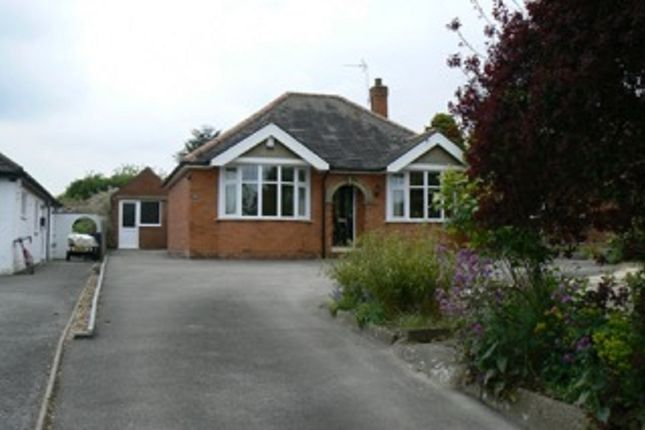 Thumbnail Detached bungalow to rent in High Street, Nettleham, Lincoln, Lincolnshire.