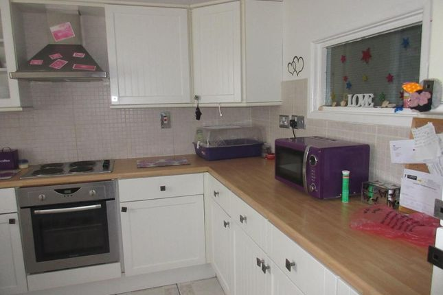Thumbnail Flat for sale in Highfield Drive, Efford, Plymouth, Devon