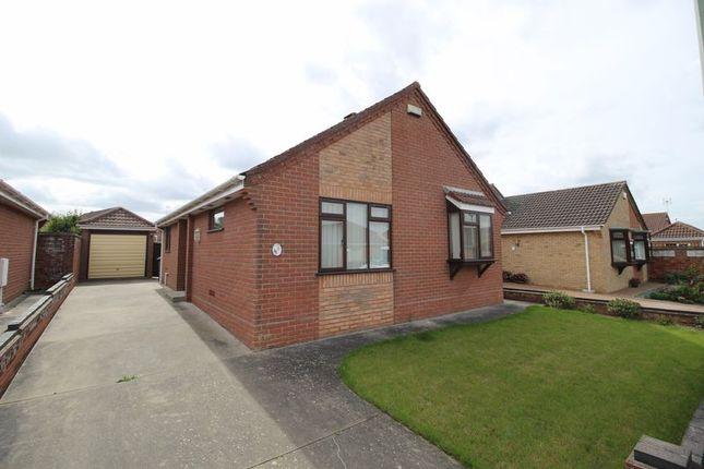 Thumbnail Detached bungalow to rent in Kirkstone Way, Lowestoft