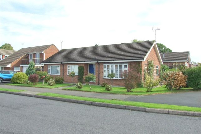 Thumbnail Detached bungalow for sale in Wilmot Drive, Smalley, Ilkeston