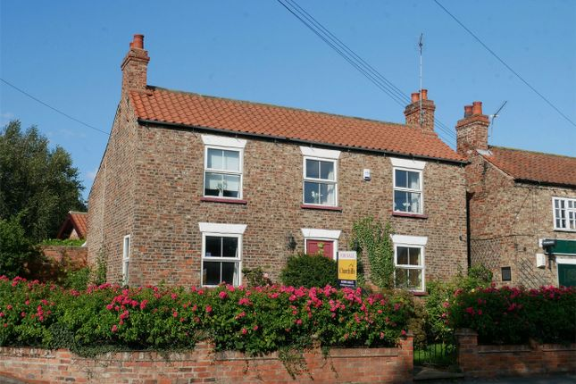 Detached house for sale in Main Street, Elvington, York