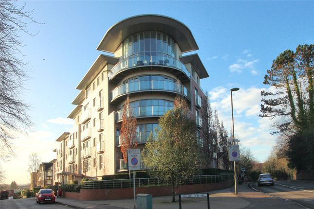 Thumbnail Flat for sale in Constitution Hill, Woking, Surrey