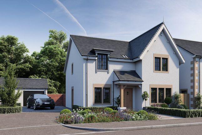 Thumbnail Detached house for sale in The Clydesdale, The Paddocks, Brunstock Lane, Brunstock, Carlisle, Cumbria