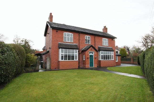 Thumbnail Detached house for sale in Audlem Road, Woore, Crewe