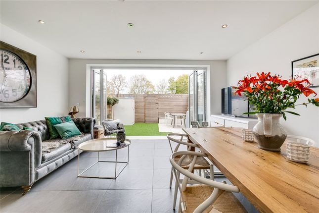 Thumbnail End terrace house for sale in Emerald Square, Putney, London