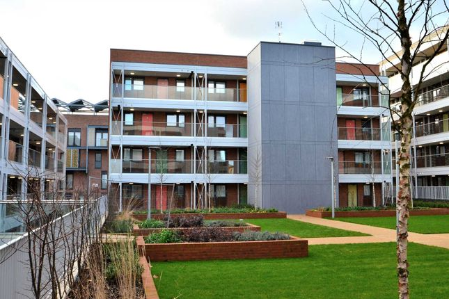 Thumbnail Flat to rent in Columbia Place, Campbell Park, Milton Keynes