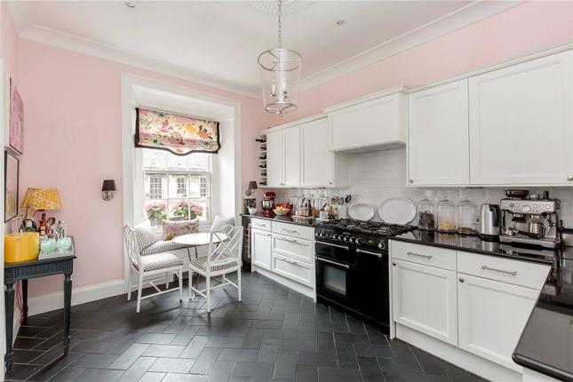 Dining Kitchen of 44/3 Cumberland Street, New Town, Edinburgh EH3