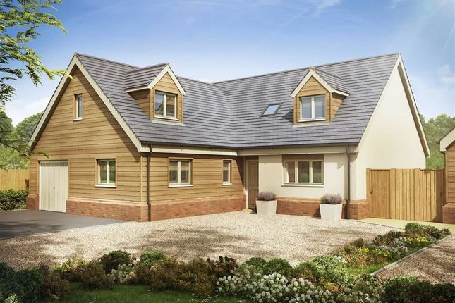 Thumbnail Detached house for sale in Phoebe Lane, Wavendon, Milton Keynes, Bucks