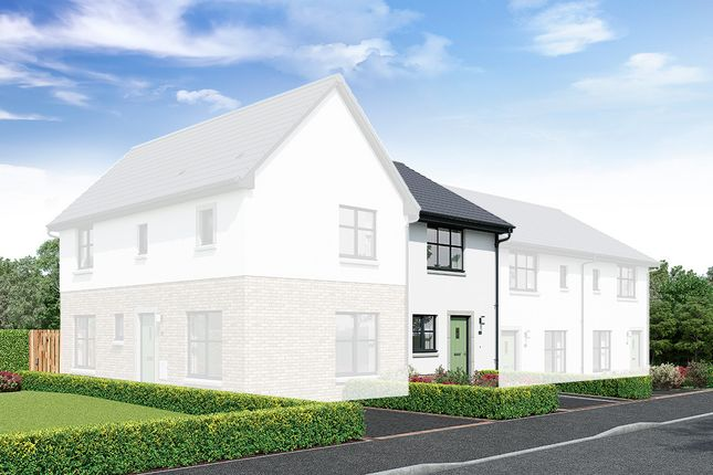 """Thumbnail Terraced house for sale in """"Aviemore"""" at Covenanter Way, Alford"""
