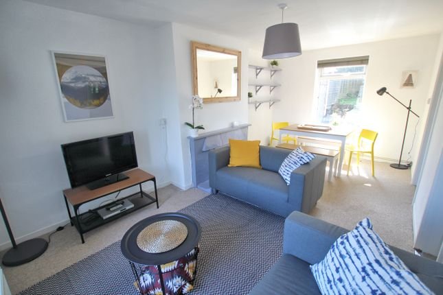 Thumbnail End terrace house to rent in Trekeen Road, Penryn