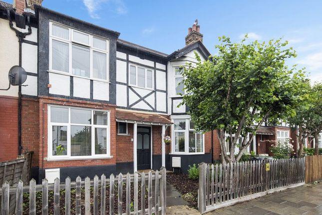 External of Ellison Road, London SW16