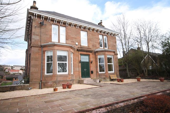 Thumbnail Detached house for sale in Glasgow Road, Uddingston, Glasgow