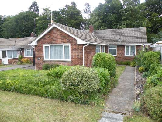 Thumbnail Detached bungalow to rent in Lady Lodge Drive, Orton Waterville, Peterborough