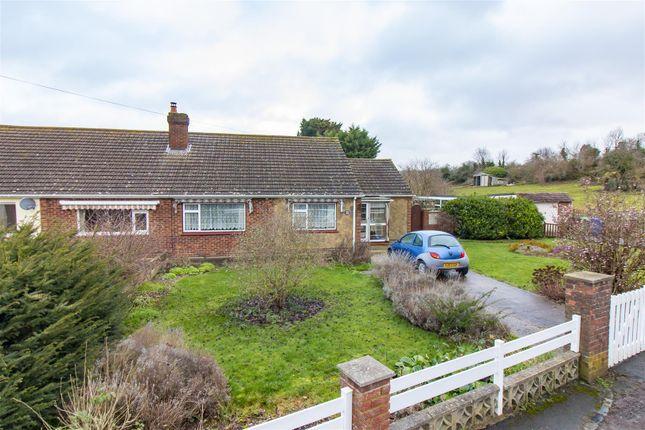 Thumbnail Bungalow for sale in Mutton Lane, Ospringe, Faversham
