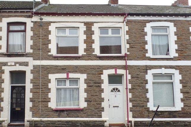 Thumbnail Terraced house for sale in Habershon Street, Splott, Cardiff