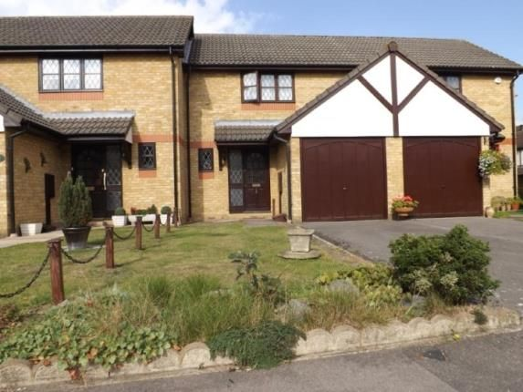 Thumbnail Terraced house for sale in Barkingside, Essex