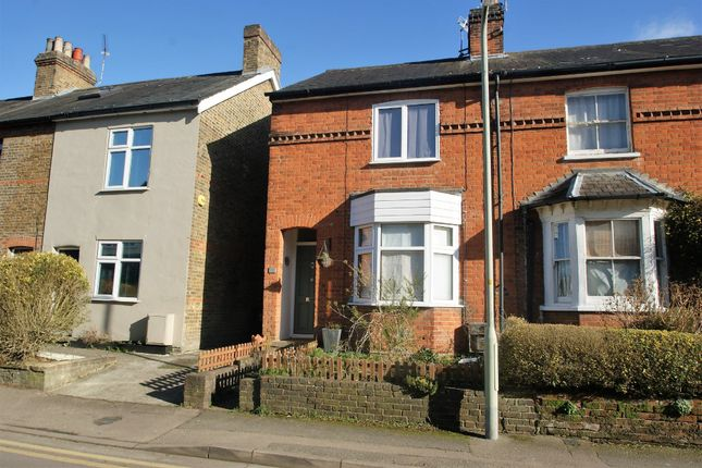 End terrace house to rent in Southmill Road, Bishop's Stortford