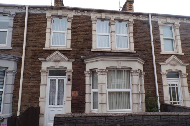 Thumbnail Terraced house for sale in Tanygroes Street, Port Talbot