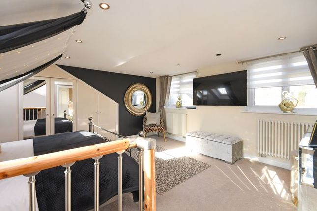 Master Bedroom of Cross House Road, Grenoside, Sheffield S35