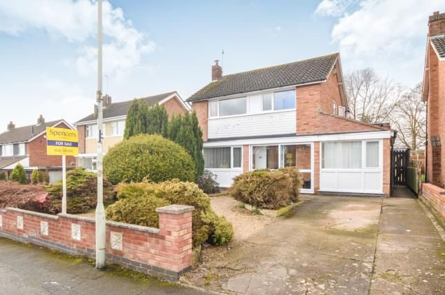 Thumbnail Property for sale in Seaton Road, Wigston, Leicestershire