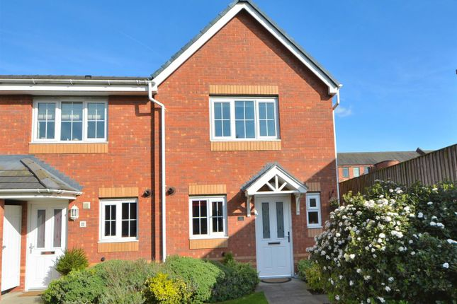 Thumbnail End terrace house for sale in Cowslip Meadow, Draycott, Derby