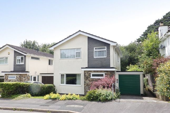 Thumbnail Detached house for sale in James Road, Whitchurch, Tavistock