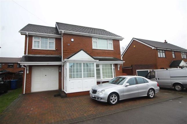 Thumbnail Detached house for sale in Petticoat Lane, Higher Ince, Wigan