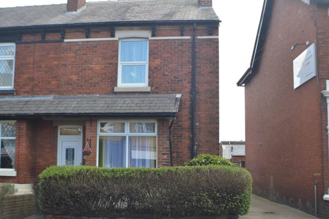 Thumbnail End terrace house to rent in Towngate, Leyland
