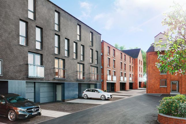 Thumbnail Property for sale in The Brewery Yard, Hardy Street, Kimberley, Nottingham