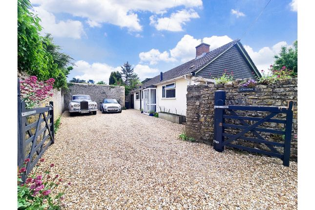 2 bed detached bungalow for sale in Victoria Lane, Shepton Mallet BA4